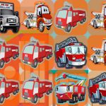 Emergency Trucks Match 3