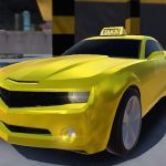 Real Taxi Driver 3D